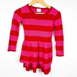 Hanna Andersson long sleeve sweater dress